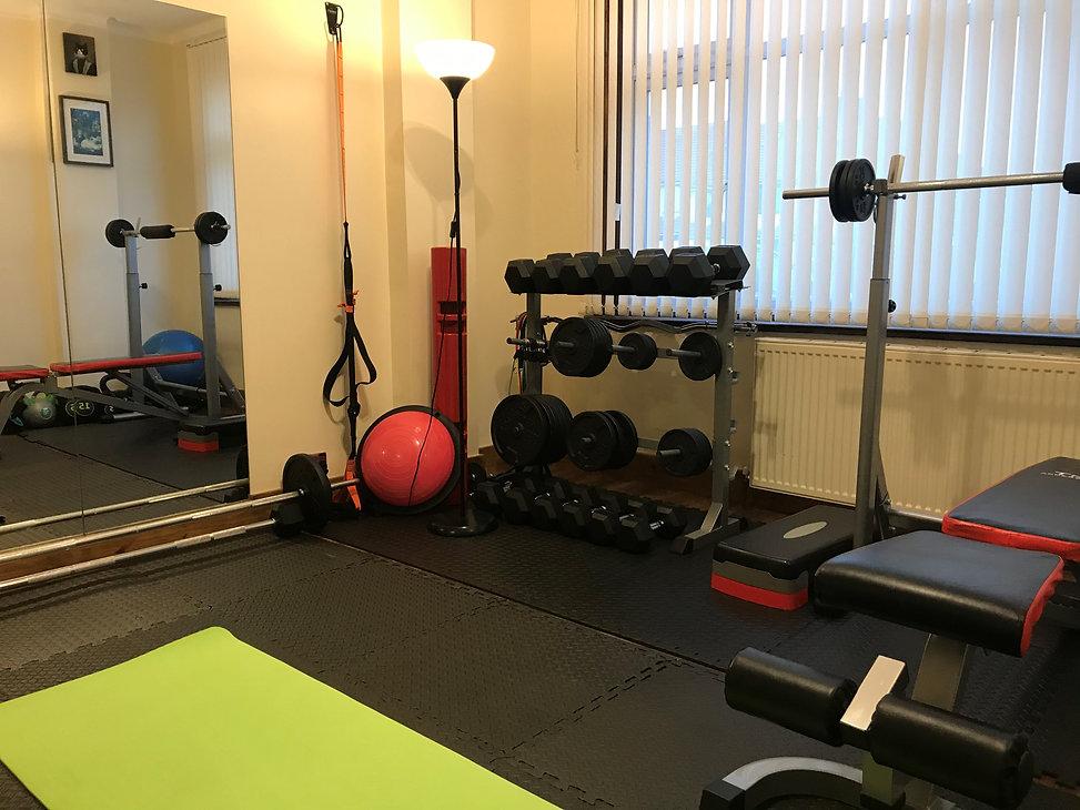 personal training north london