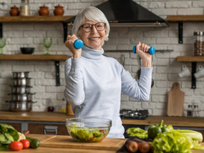 Physical Activity Tips for Seniors