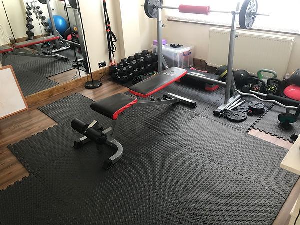 personal trainer private studio