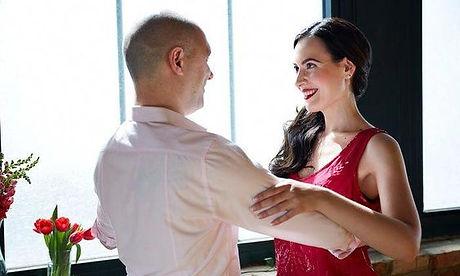 Private ballroom lessons
