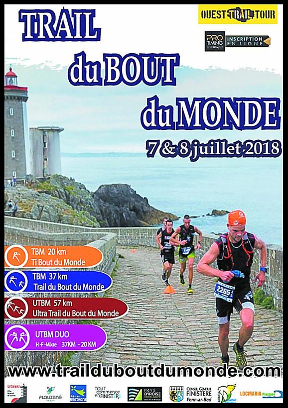 Trail du Bout du Monde - 7 et 8 juillet