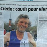 Le sport une valeur sure, et le meilleur médicament du monde  ! Bravo Jean-François !