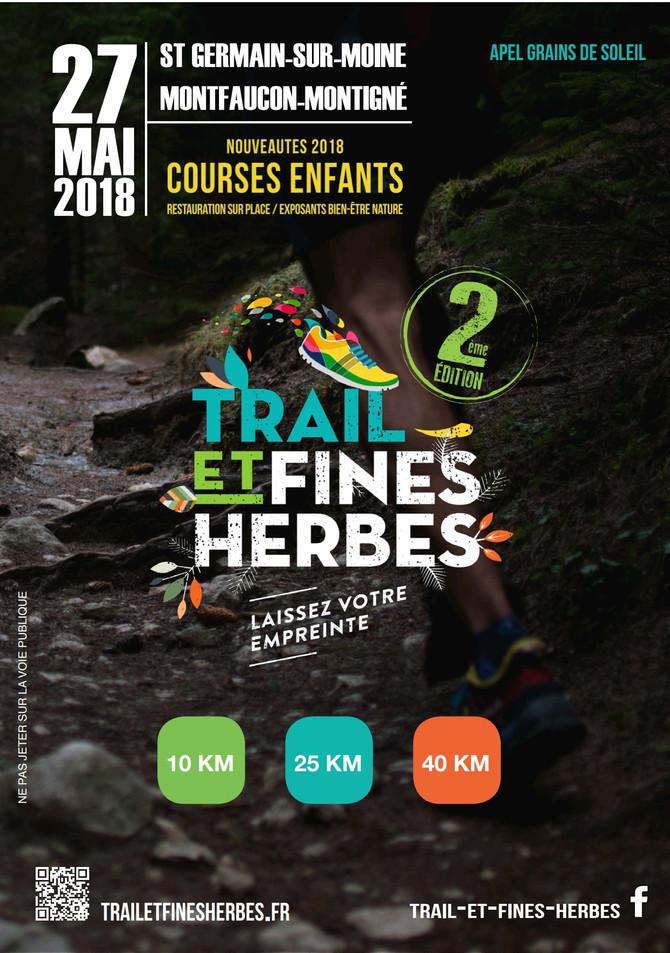Trail et fines herbes !