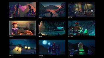 ROBOZUNA - Light Keys Examples for Robozuna