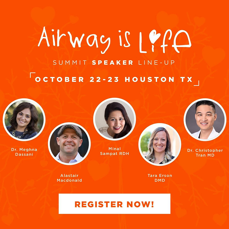 Airway Is Life Summit