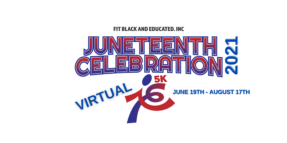 FBE Juneteenth Virtual 5K