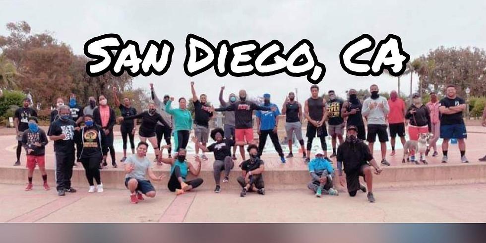 San Diego Meet-Up - Juneteenth Virtual 5K
