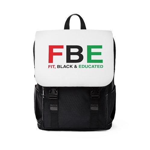 FBE Unisex Casual Shoulder Backpack