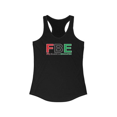 FBE RBG Women's Ideal Racerback Tank