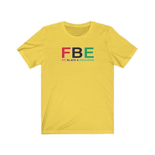 FBE™ RBG Unisex Short Sleeve Tee