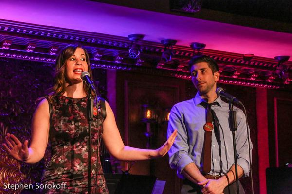 Sasha Weiss & Andrew Leggieri