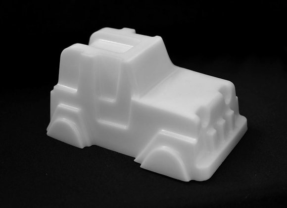 Goat Milk Soap (Custom Mold) - Unscented