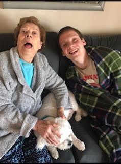 Rob and Mom (Grandmom) Christmas 2019.jp