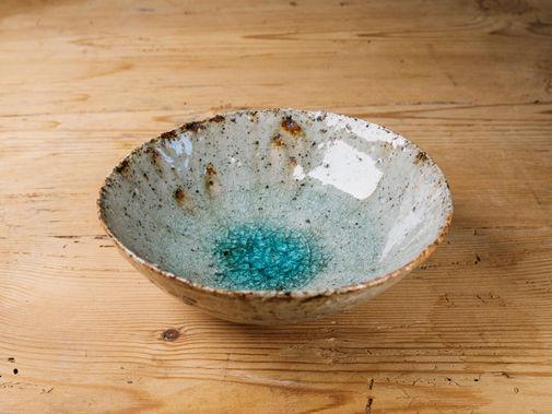Sanbao bowl. 9x4.
