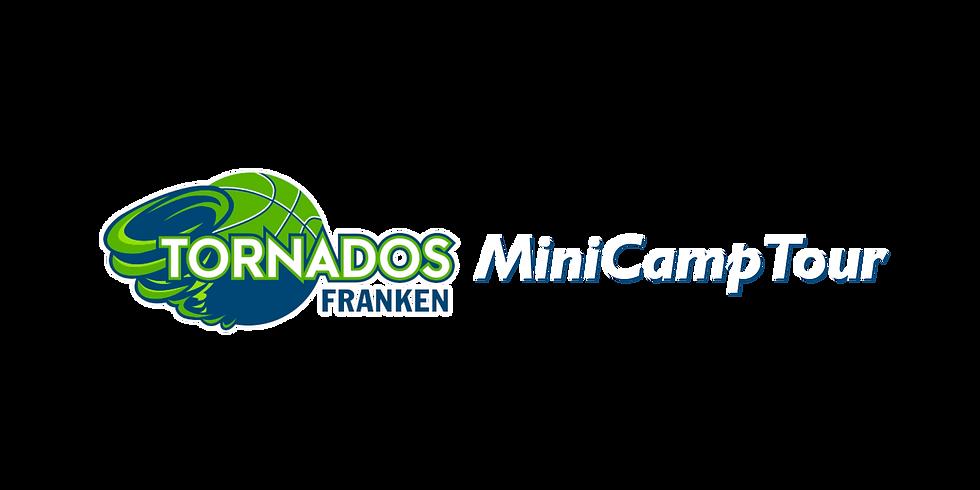 Mini-Camp-Tour in Nürnberg