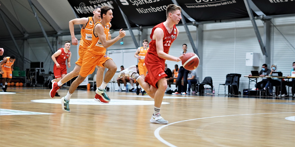 NBBL Heimspiel gegen Ulm