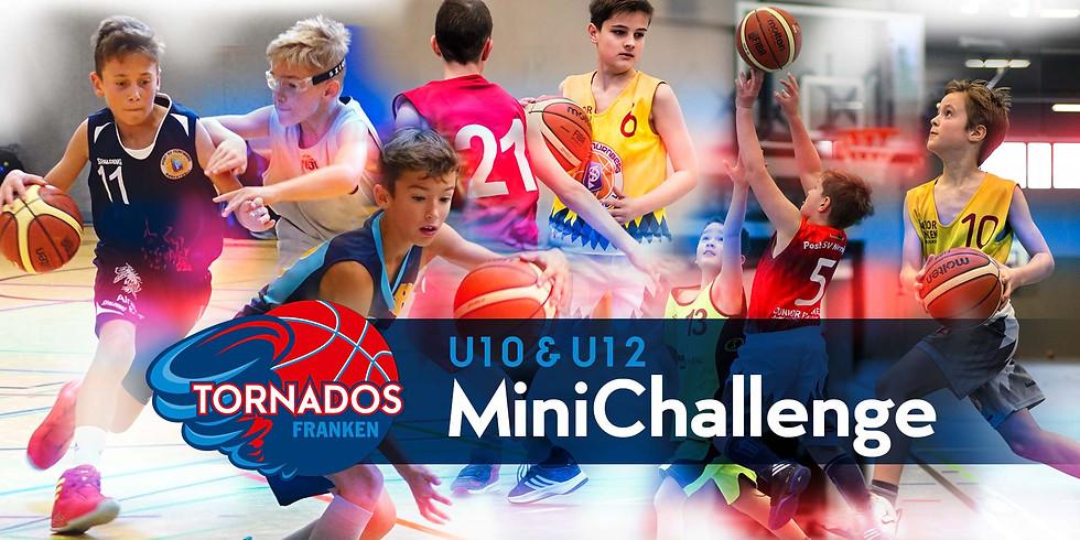 Rückrundenspieltag U12 TORNADOS FRANKEN MiniChallenge