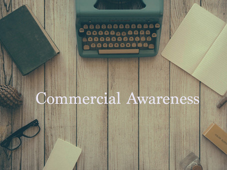 What is Commercial Awareness?