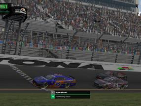 A Brooks One-Two at Daytona