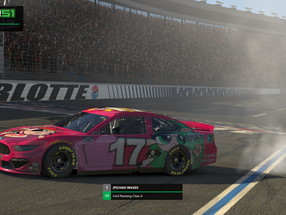 Wilkes Shines at Charlotte