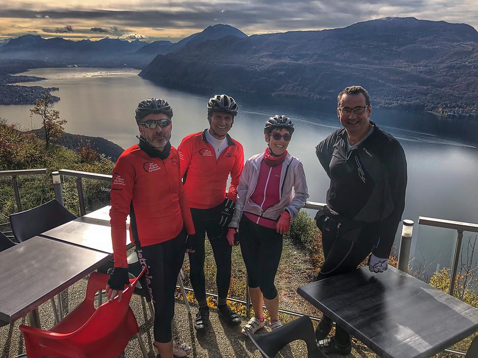 Tour du Lac du Bourget