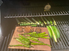 BBQ's aren't just for burgers!