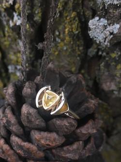 Yellow Arkansas Diamond