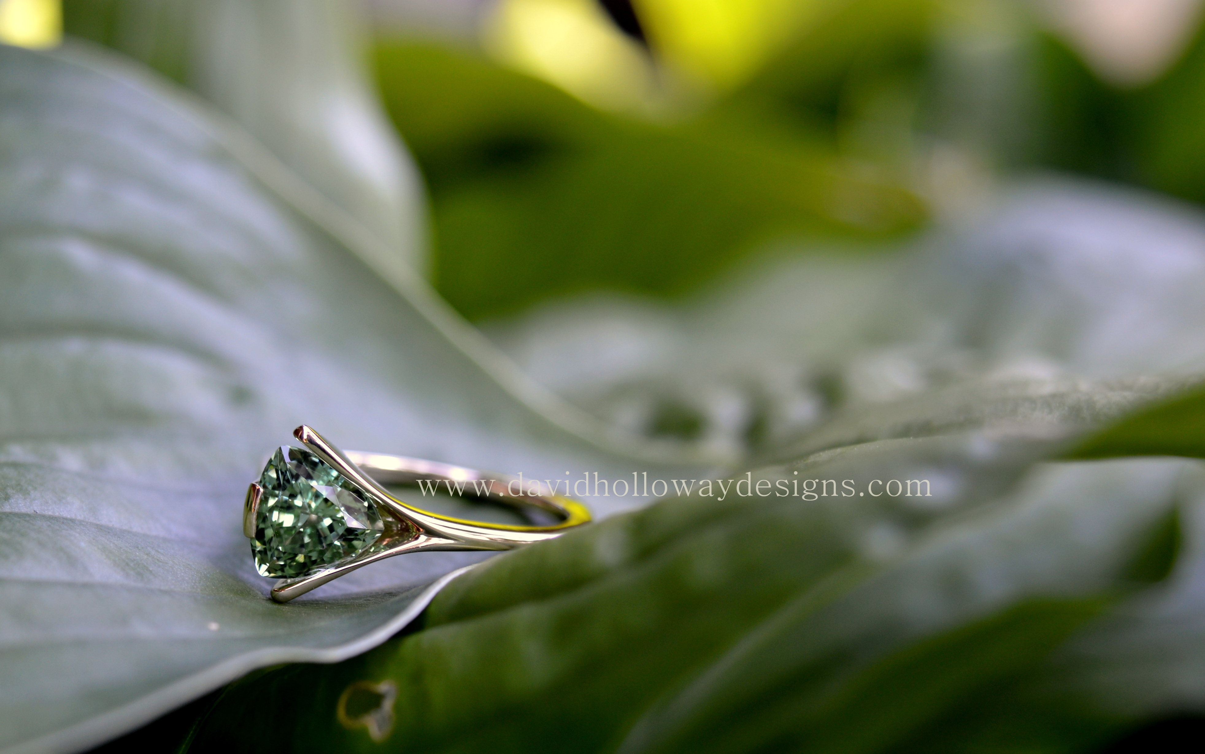 Tourmaline and 14K Yellow Gold