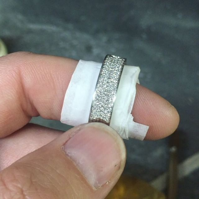 Pt 1 of 4 done... of this ring