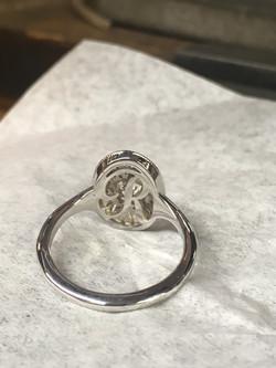 Traditional Diamond ring