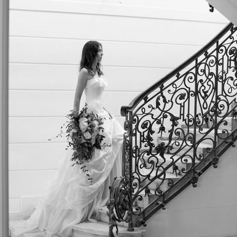 Produkcja dla magazynu z New York (USA) - moda ślubna