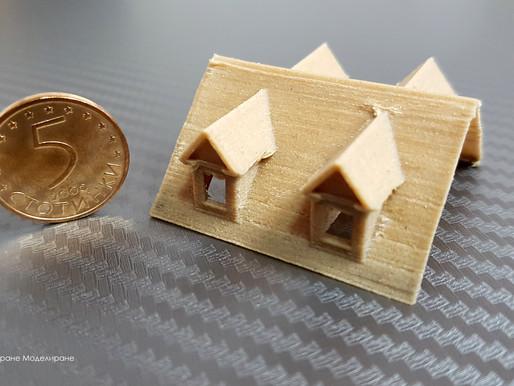 3D печат с дърво