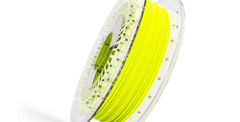 Жълт Fluor Recreus Filaflex 82A 0.5kg