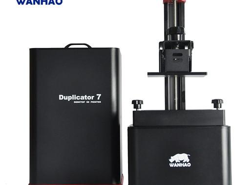 Нов 3D принтер - Wanhao Duplicator 7 DLP