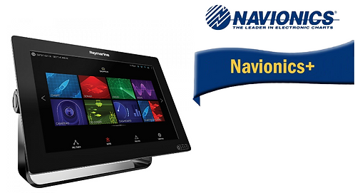 E70368-0N AXIOM 12 дисплей с карта Nav+