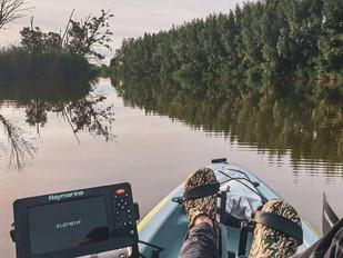 Вашият идеален спътник по време на риболов