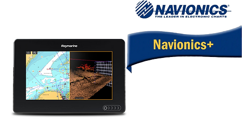 E70365-0N AXIOM 7RV с вграден Real Vision 3D сонар + карта Nav+