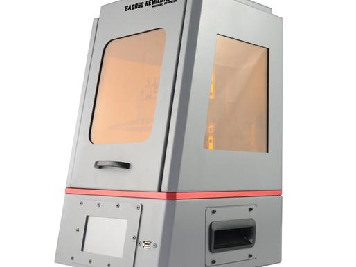 Нов 3D принтер - Wanhao GR 1 - вече и на склад