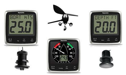 E70153 i50 & i60 Wind/Speed/Depth Pack + сонди