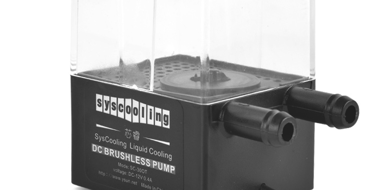 FLUX водна помпа B100015