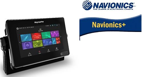 E70366-0N AXIOM 9 дисплей с карта Nav+