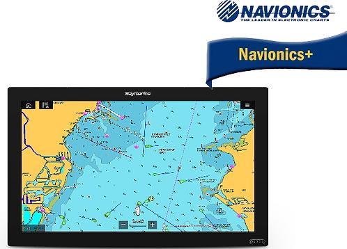 E70400-0N AXIOM XL 19 Мултифункционален дисплей +карта Nav+