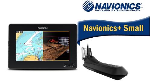 E70365-030S AXIOM 7RV с вграден Real Vision 3D сонар + RV-100 + карта Nav+ Small