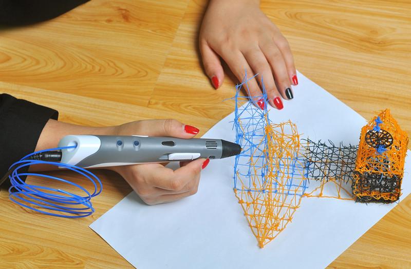 3D писалка 3D химикал