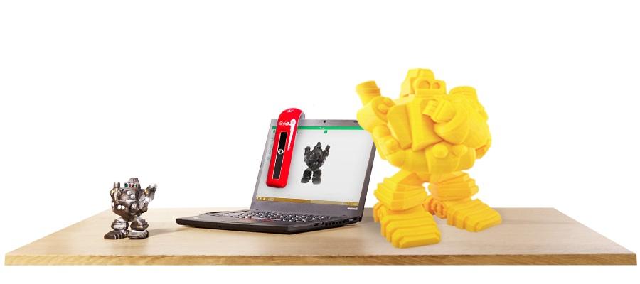 3D scanner XYZPrinting