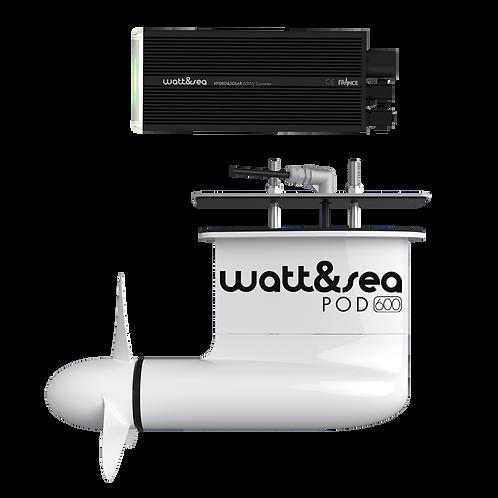 PK-POD-600 Хидрогенератор 600W/100mm