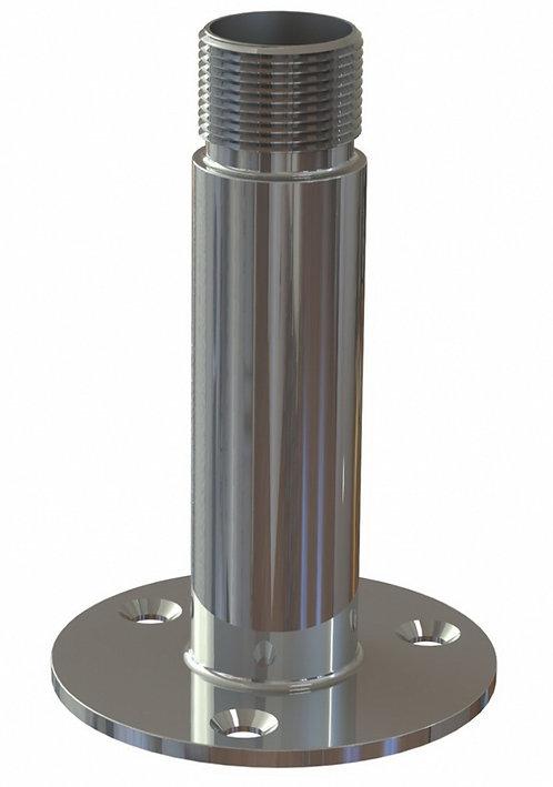 10000-020 Стойка N288F за монтаж на палуба INOX