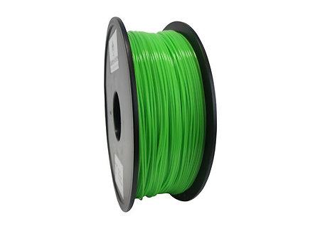 ABS Ярко зелен 1.75mm Wanhao