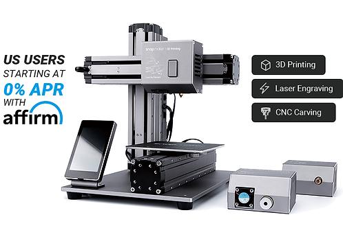 Snapmaker 3-in-1 3D принер / CNC / лазер