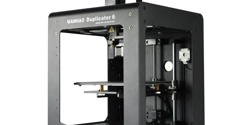 Wanhao Duplicator 6 Plus с врата и капаци